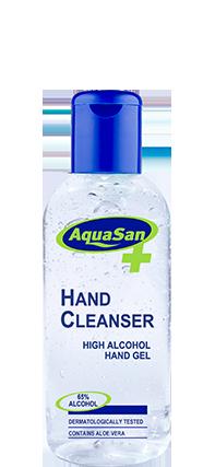 Malibu Aquasan Hand Cleanser High Alcohol Gel Sterry Telecom