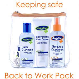 Back To Work Pack – Malibu Aquasan
