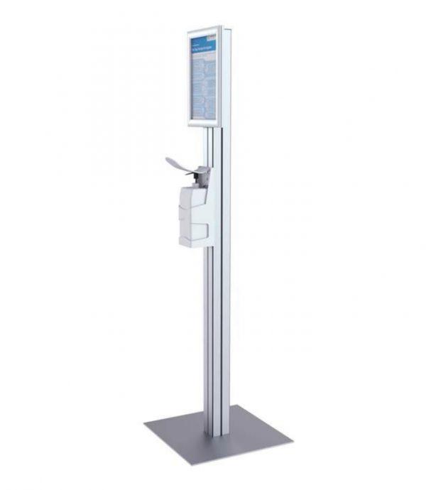 Sterimax FS100 Freestanding Contactless Gel Dispenser Sterry Telecom