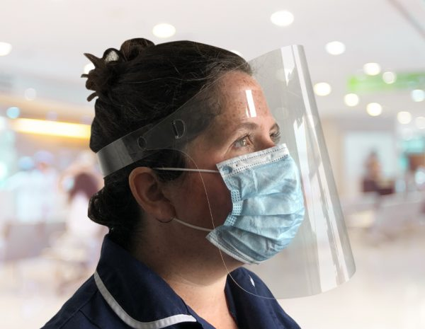 Protective Face Shields – protect your team with these disposable face coverings.