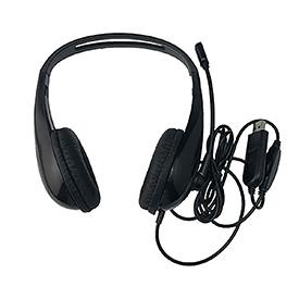 HiHo Binaural E250U Headset